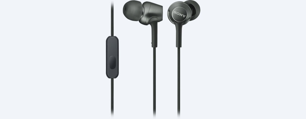 Images of MDR-EX255AP In-ear Headphones
